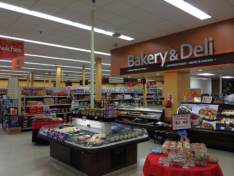 GSA/DeCA Commissary Renovation at Laughlin AFB